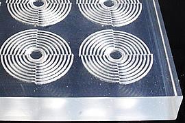 レーザー加工:樹脂系